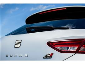 SEAT Leon CUPRA 290, exterior, static shot, detail