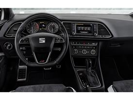 SEAT Leon CUPRA 290, interior