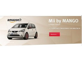 SEAT and Amazon.fr join forces for a unique shopping experience