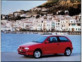 The SEAT Ibiza was launched in 1984 with the name of the popular Balearic Island that is known for its fun-loving Medite