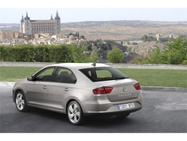 The SEAT Toledo, launched in 1991, evokes the Castilian city that was a crossroads of the Jewish, Muslim and Christian