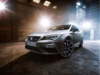 The new SEAT Leon CUPRA