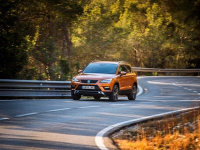 The Ateca Boosts SEAT Sales In 2016