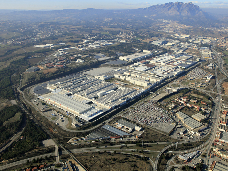 The Martorell Plant is Awarded Production of the Audi A1