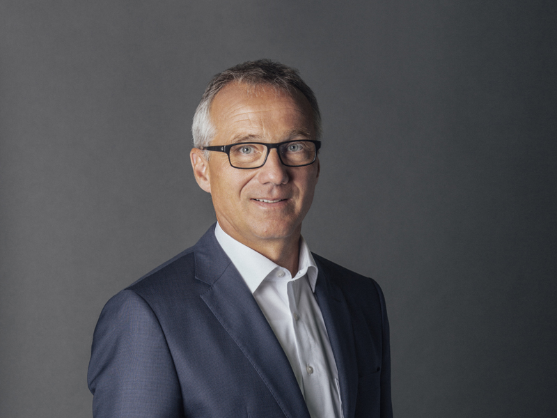 Dr. Andreas Tostmann, SEAT Executive Vice President for Production