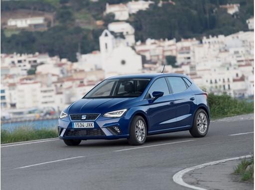 Five Euro NCAP stars for the New SEAT Ibiza