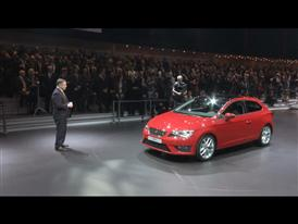 SEAT - Group Night reveal at Geneva Motor Show