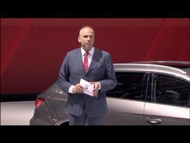 SEAT Frankfurt Auto Show 2013 Press Conference