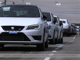 SEAT reports highest sales since 2007