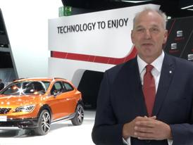 Statements SEAT cars connect with the future