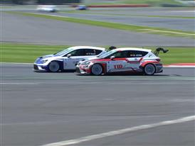 Pol Rosell  King of the SEAT Leon Eurocup