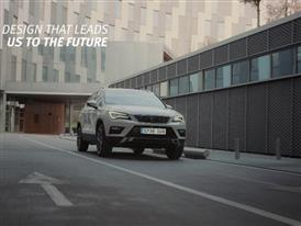 SEAT unveils its compact SUV – The new SEAT Ateca