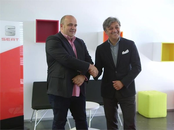 SEAT and Conector promote a startup accelerator specialising in the automotive industry and mobility