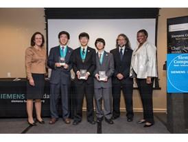 Georgia Tech – Jason Lee, David Lu, and Allen Lee, Team Winners