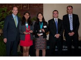 UT Austin – Alyssa Chen and Shriya Das, Team Winners