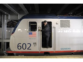 February 2014 - Joseph Boardman - Amtrak Siemens ACS-64 Cities Sprinter