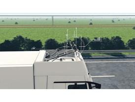 Intelligent pantograph enables full vehicle flexibility