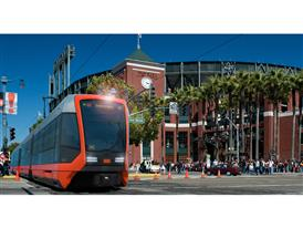 ATT Park: One of 3 Siemens-proposed designs to be chosen by the SFMTA following public input 9/19/14