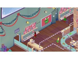 Santa's Factory - New Toy