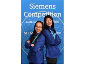 Jasmin Gao & Rose Hong, Team Finalist\s