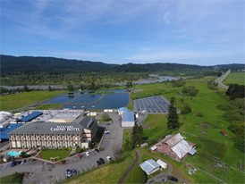 Blue Lake Rancheria Microgrid, Blue Lake CA