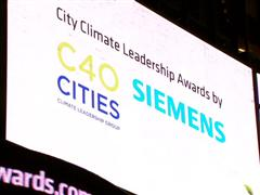 Siemens C40 City Climate Leadership Awards