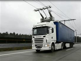 Electromobility in Heavy Commercial Vehicles B-Roll