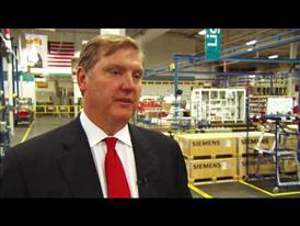 Eric Spiegel, CEO, Siemens North America