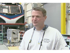 Scott Frederick, Production Manager, Siemens Rail Systems