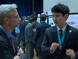 California and New York Students Capture $100,000 Scholarship Prizes in 2013 Siemens Competition in Math, Science & Tech