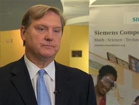 Eric Spiegel, President and CEO, Siemens Corporation