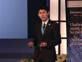 Eric Chen, Individual Finalist B-Roll