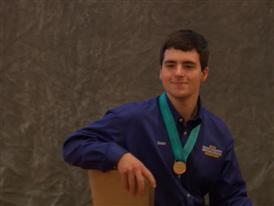Ivan Paskov, Individual Finalist B-Roll