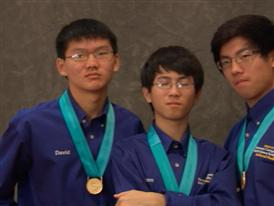 David Lu, Allen Lee, and Jason Lee, Team Finalists B-Roll