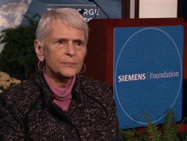 Dr. Rachelle Heller, Lead Judge, 2013 Siemens Competition