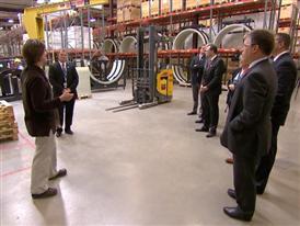 Siemens - MidAmerican Event/Manufacturing B-Roll