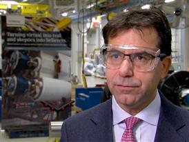 Helmuth Ludwig, CEO, Siemens Industry USA, February 2014