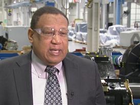 Dr. O'dell M. Owens, M.D., Cincinnati State Technical & Community College President, February 2014