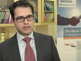 Dr. Adolfo Ferrando, Associate Professor of Pathology and Pediatrics, Columbia University 3/19/14