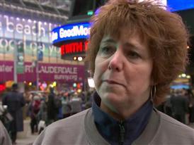 Theresa Lieb, Cancer Survivor 3/19/14