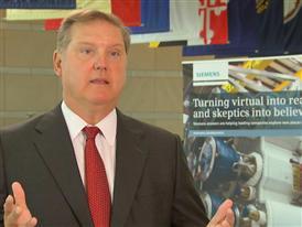 Eric Spiegel, CEO, Siemens USA 7/16
