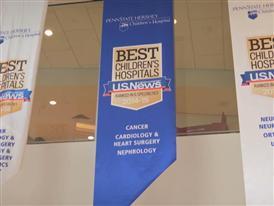 Siemens Penn State Hershey Medical Center One Millionth Baton Pass Event BRoll 9/2/14