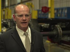 Michael Cahill, President, Siemens' Rail Systems Division in the U.S. 9/19/14