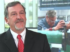 Mark Pringle, Vice President, Siemens Charlotte Energy Hub 9/24/14