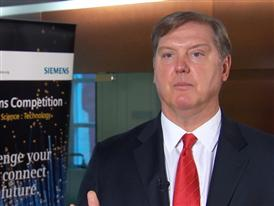 Eric Spiegel, President and CEO, Siemens Corporation