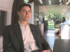 Armin Kick, Director, High Speed Rail Business Development, Siemens Rolling Stock 2/25/15