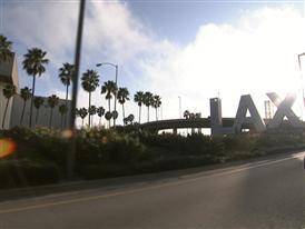 BROLL – Los Angeles International Airport