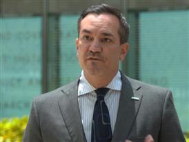 Dennis Rodriguez, Chief City Executive, Los Angeles, Siemens Corporation 5/21/15