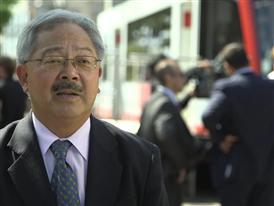 Ed Lee, Mayor of San Francisco