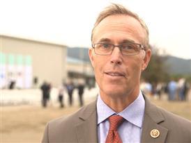 Jared Huffman, U.S. Congressman 8/24/15